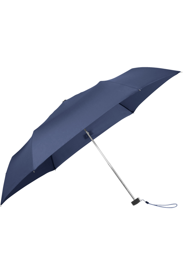Samsonite Rain Pro 3 Sect. Ultra Mini Flat Blauw