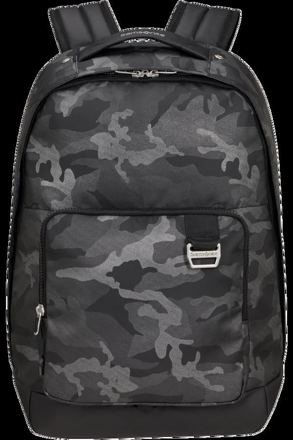 Samsonite Midtown Laptop Backpack M 15.6inch Camo Grey