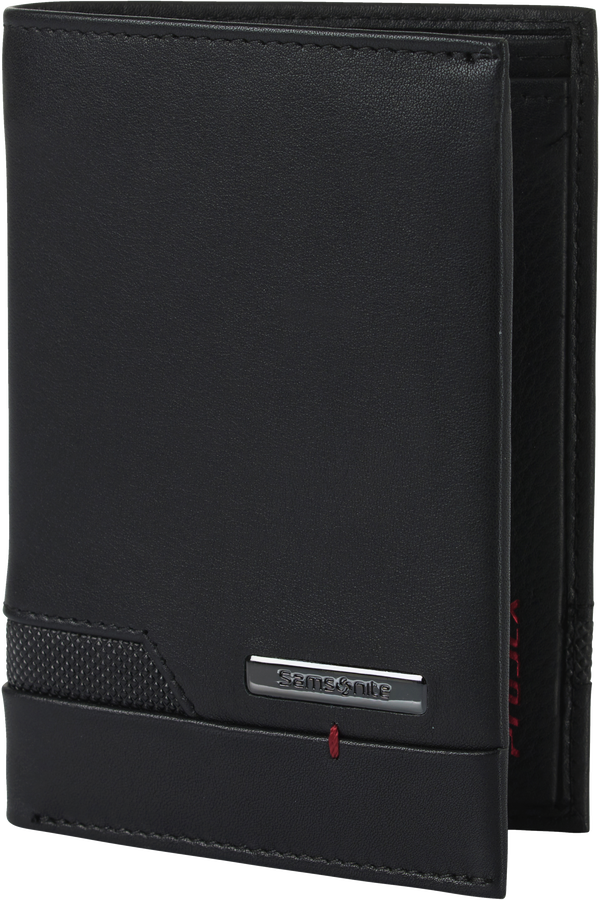 Samsonite Pro-Dlx 5 Slg 109 - W S 4CC+HFL+2W+2C  Zwart