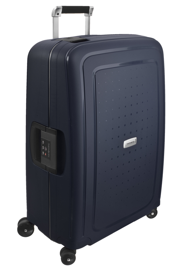 Samsonite S'Cure DLX Spinner 69cm Midnight Blue