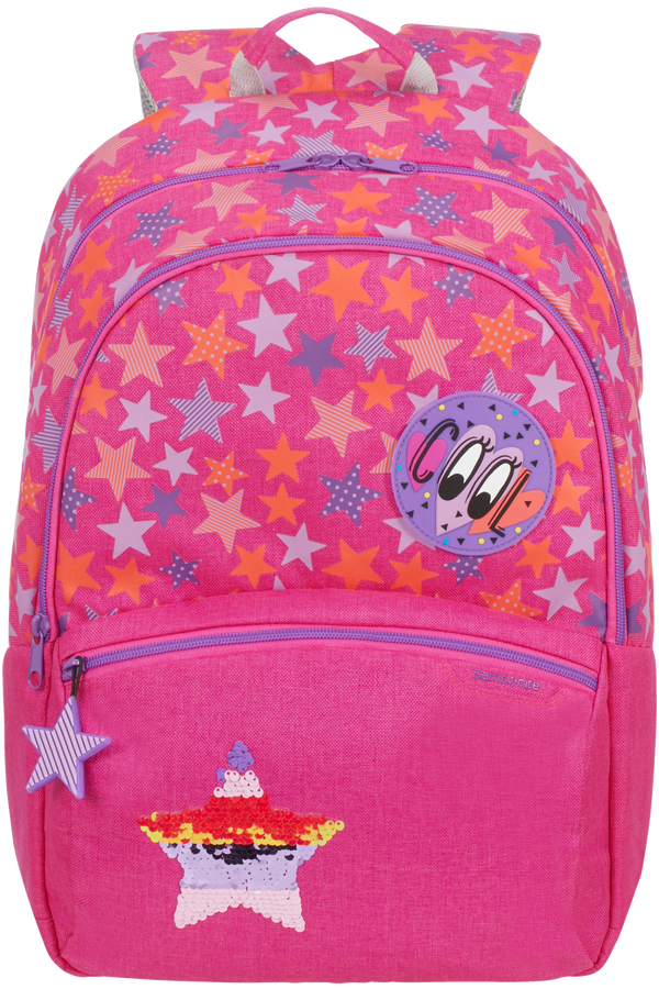 Samsonite Color Funtime Backpack L  Stars Forever