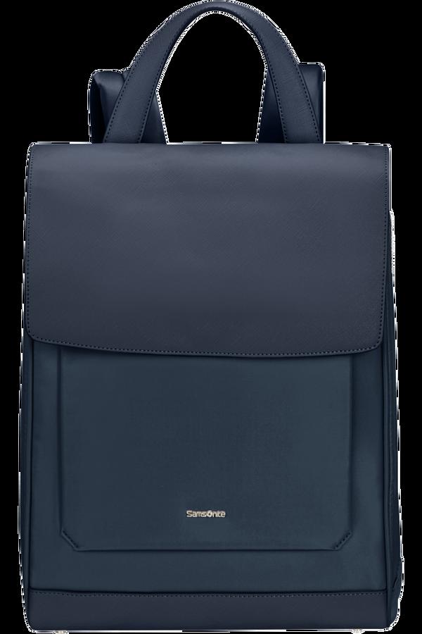 Samsonite Zalia 2.0 Backpack with Flap 14.1'  Bleu nuit