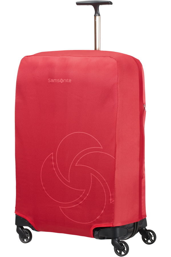 Samsonite Global Ta Foldable Luggage Cover M Rouge