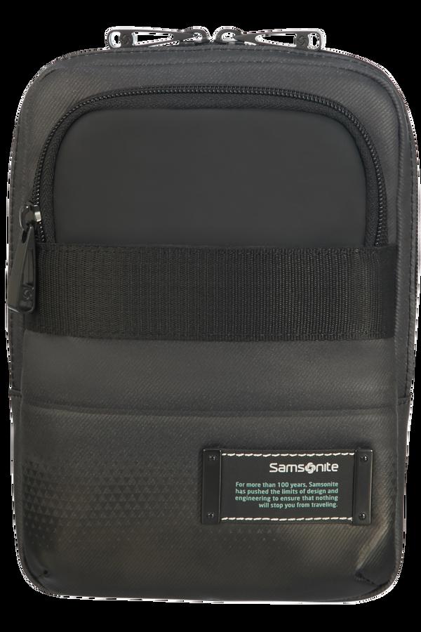 Samsonite Cityvibe 2.0 Tablet Crossover Bag S  Jet noir