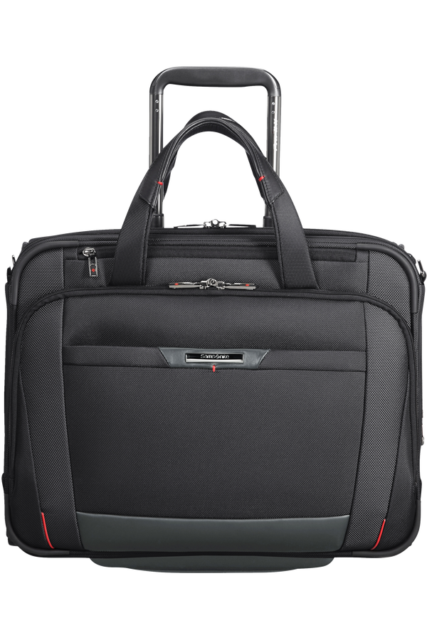 Samsonite Pro-Dlx 5 Business Case WH Expandable  39.6cm/15.6inch Zwart
