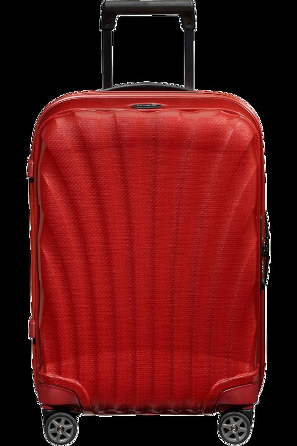 Samsonite C-Lite Spinner 55cm  Rouge piment