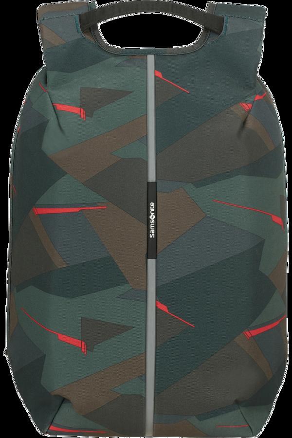 Samsonite Securipak Laptop Backpack 15.6'  Deep Forest Camo