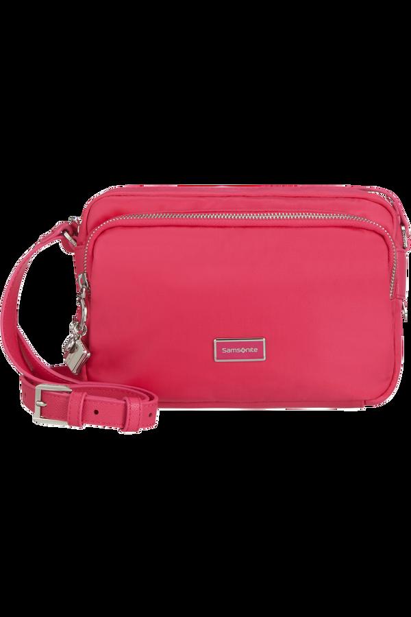 Samsonite Karissa 2.0 Pouch + Shoulder Bag M  Raspberry Pink