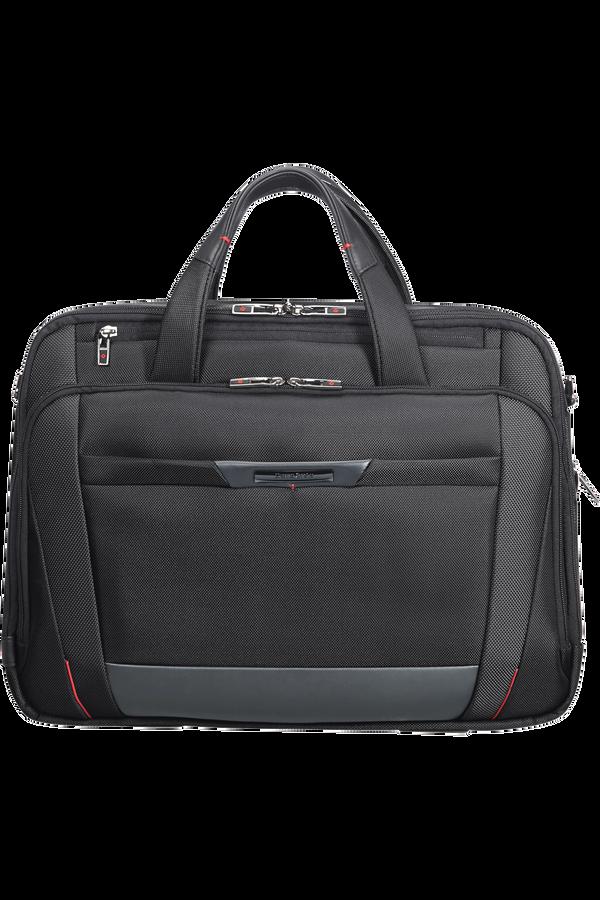 Samsonite Pro-Dlx 5 Laptop Bailhandle Expandable  43.9cm/17.3inch Zwart