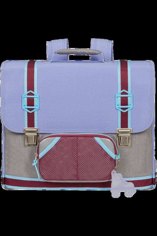 Samsonite Sam School Spirit Schoolbag M  Lilac Dream