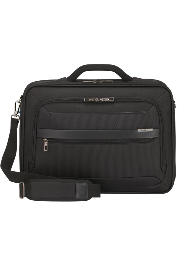 Samsonite Vectura Evo Office Case Plus  17.3inch Zwart