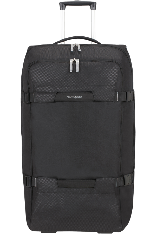 Samsonite Sonora Duffle with wheels 82cm  Zwart