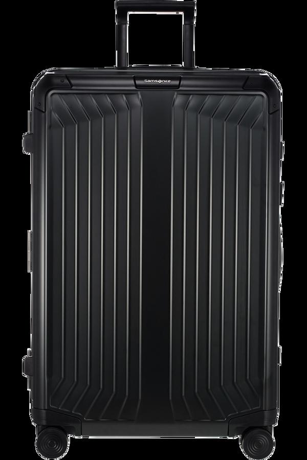 Samsonite Lite-Box Alu Spinner 76cm  Noir