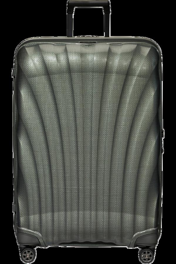 Samsonite C-Lite Spinner 81cm  Vert métal