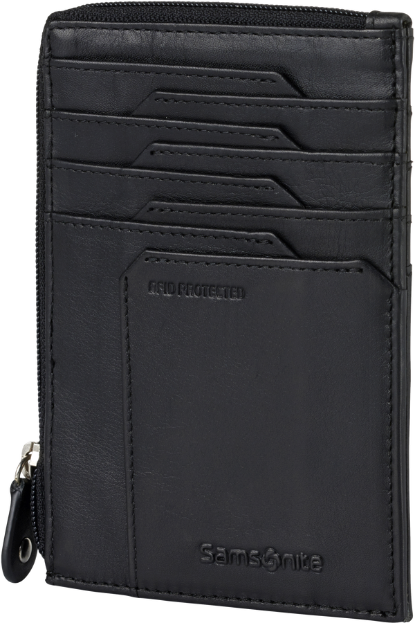 Samsonite Attack 2 Slg 727-All in One Wallet Zip  Noir