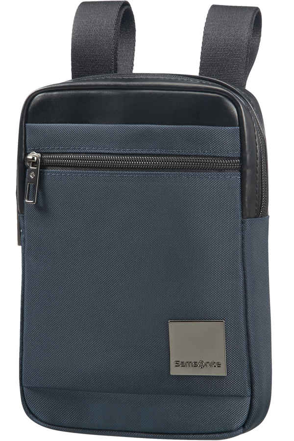 Samsonite Hip-Square Crossover S  Dark Blue