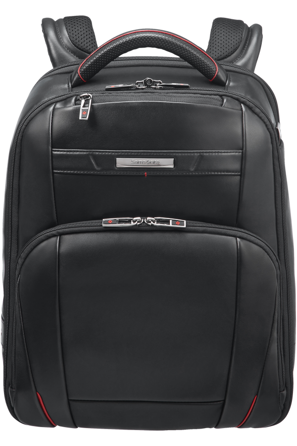 Samsonite Pro-Dlx 5 Lth Laptop Backpack  14.1inch Zwart