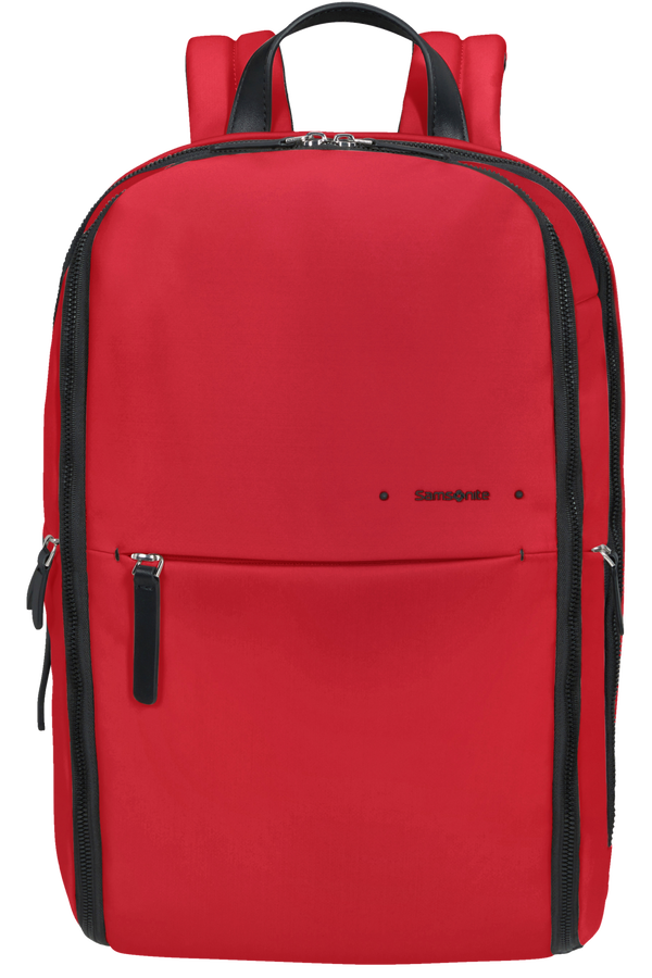 Samsonite Overnite Daytrip Backpack + SH.Comp  Rouge classique