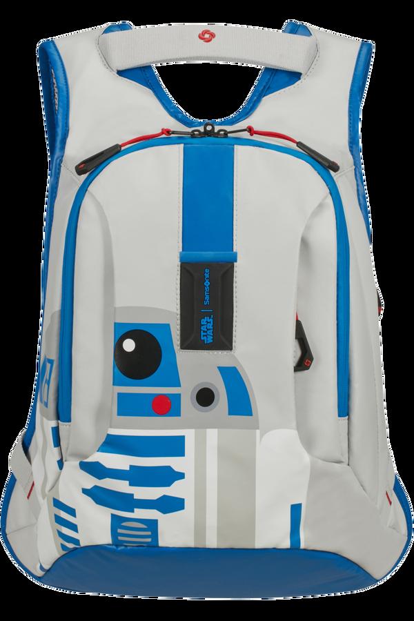 Samsonite Paradiver L Star Wars Backpack Star Wars S  R2d2 Blue