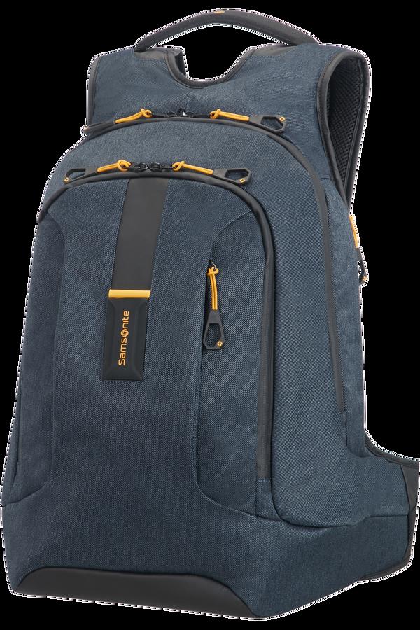 Samsonite Paradiver Light Laptop Rugzak L Plus 39.6cm/15.6inch Jeans blue