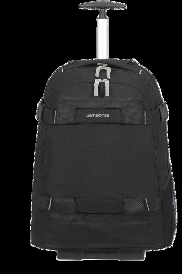 Samsonite Sonora Laptop Backpack with Wheels 55cm 17inch Zwart