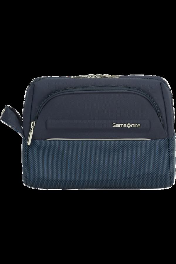 Samsonite B-Lite Icon Toilet Kit  Bleu foncé