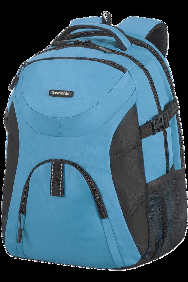 Samsonite Wanderpacks Laptop Backpack L Fl  Blue/Black