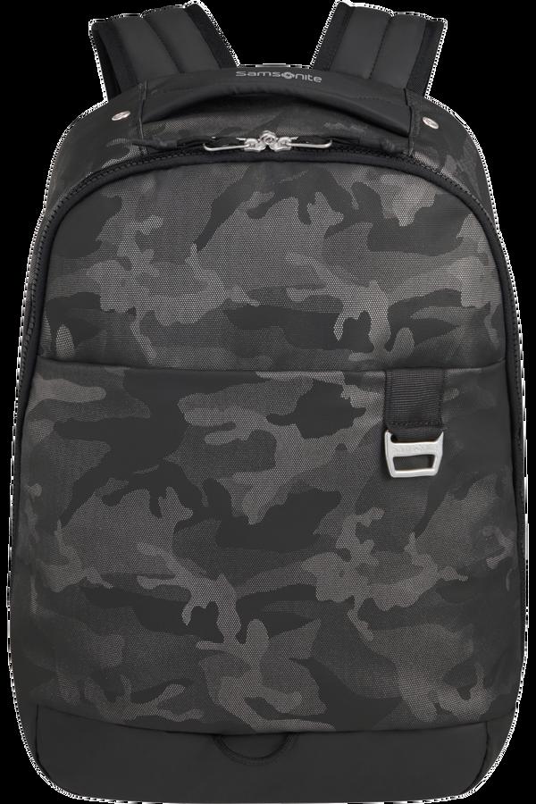 Samsonite Midtown Laptop Backpack S 14inch Camo Grey