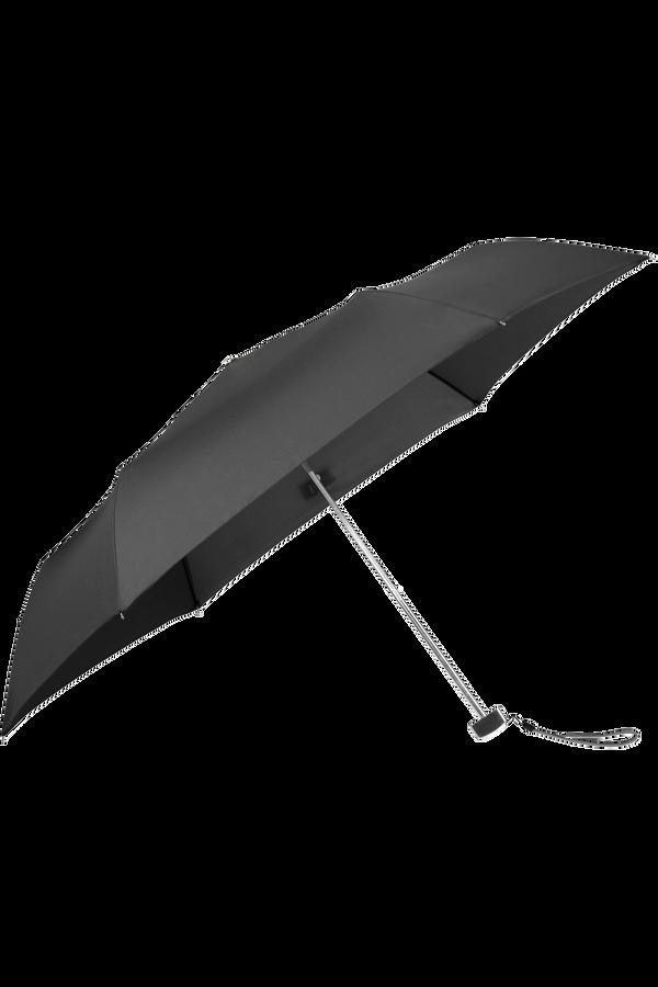 Samsonite Rain Pro 3 Sect. Ultra Mini Flat Zwart