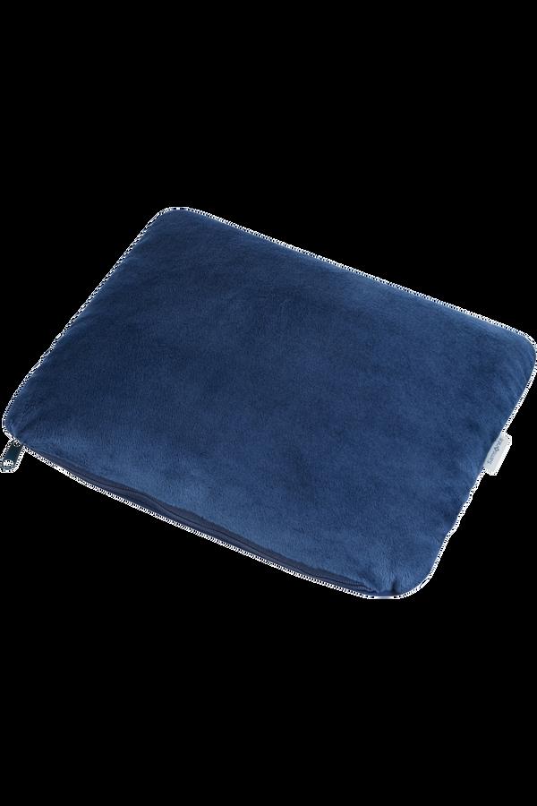 Samsonite Global Ta Reversible Pillow Bleu nuit