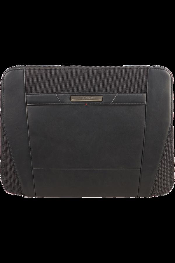 Samsonite Stationery Pro-Dlx 5 Zip Folder A4  Zwart