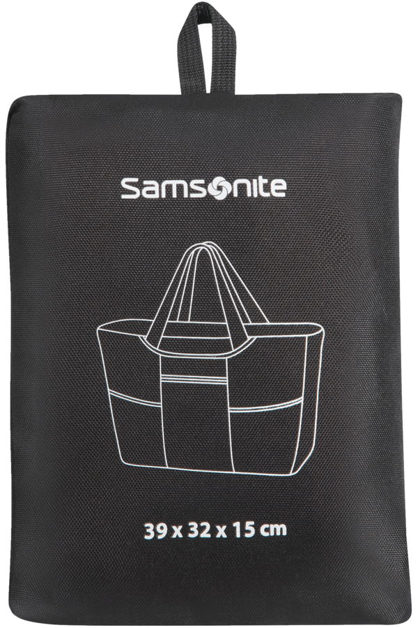 Samsonite Global Ta Foldable Shopping  Zwart