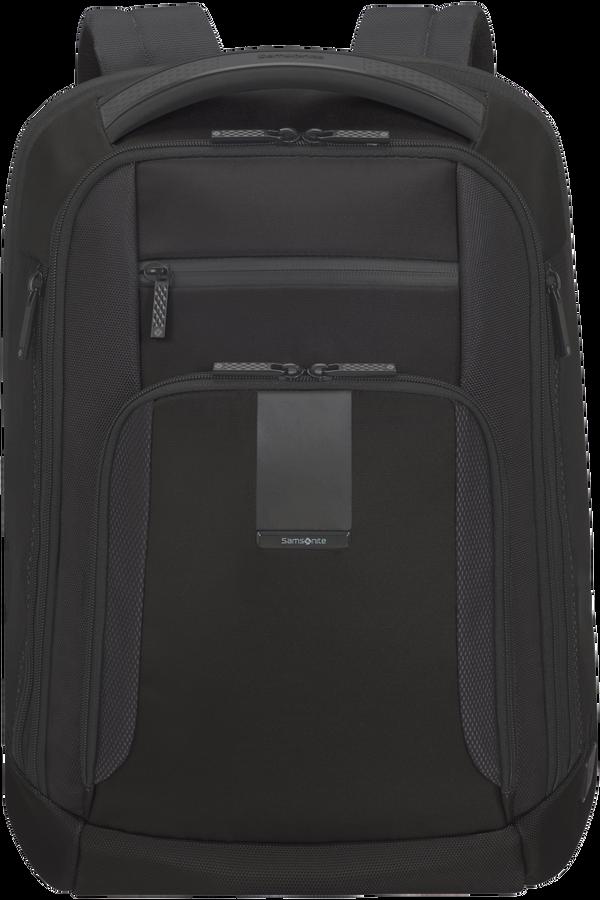 Samsonite Cityscape Evo Laptop Backpack Expandable  17.3inch Zwart