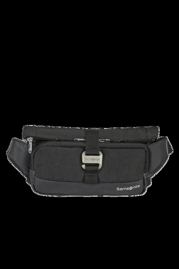 Samsonite Ziproll Belt Bag  Zwart