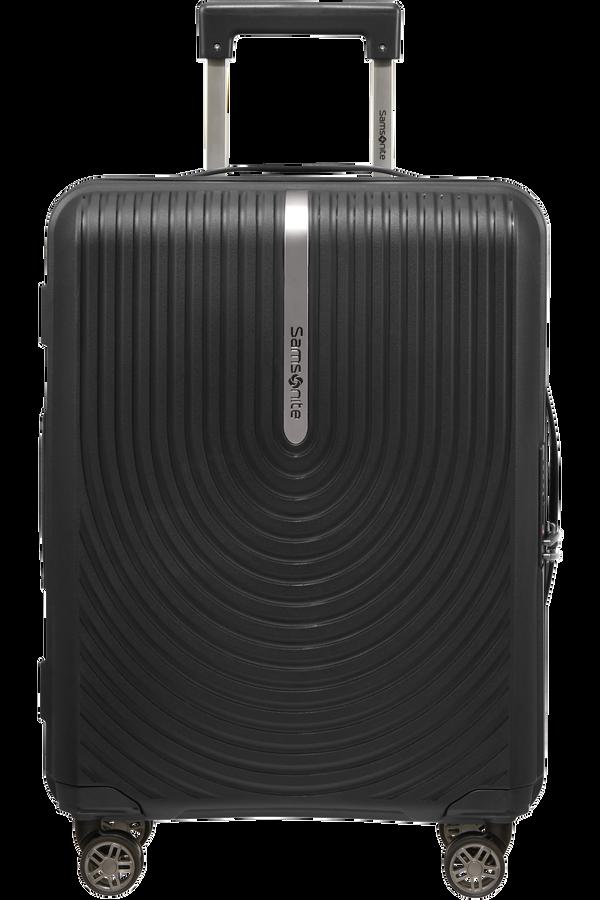 Samsonite Hi-Fi Spinner Expandable 55cm  Zwart