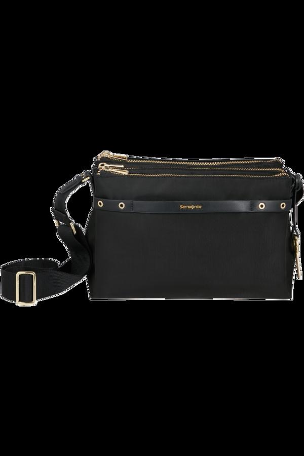 Samsonite Skyler Pro Travel Shoulder Bag  Noir