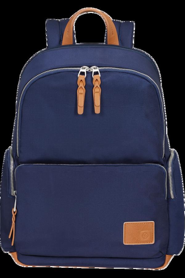 Samsonite Yourban Backpack 3 Pkt  Bleu nuit