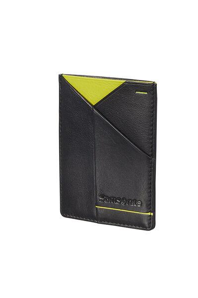 Outline 2 Slg Porte-cartes de crédit
