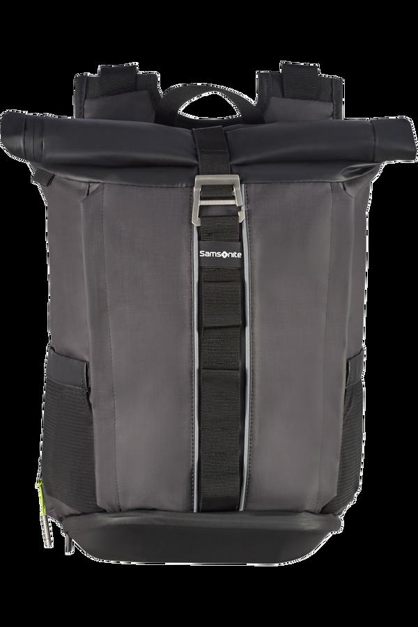 Samsonite 2WM Laptop Backpack Roll. Top  15.6inch Zwart