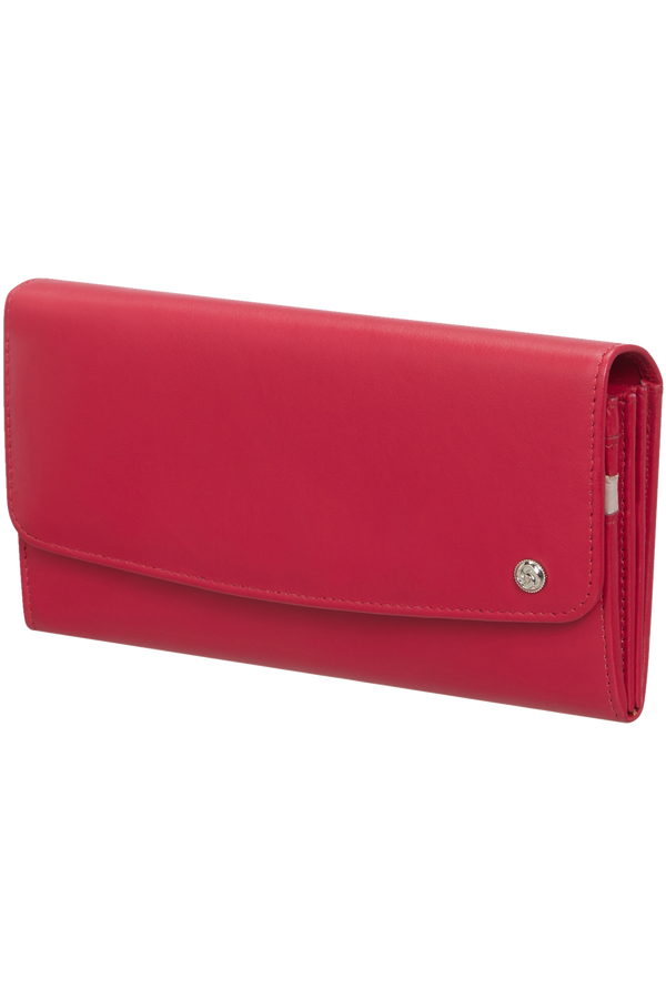 Samsonite Dame Jolie Slg 336 - L W 12CC+1W+2Z C  Rouge cerise