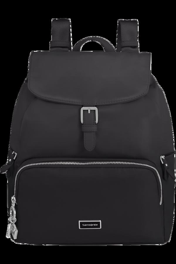 Samsonite Karissa 2.0 Backpack 3 Pockets 1 Buckle  Zwart