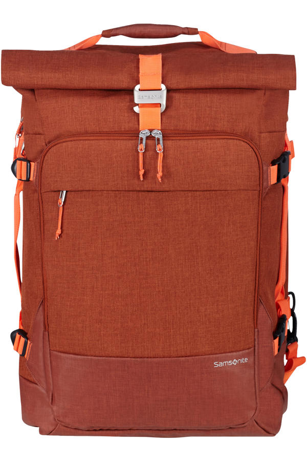 Samsonite Ziproll Duf.55/22 3-Way Boardcase  Orange