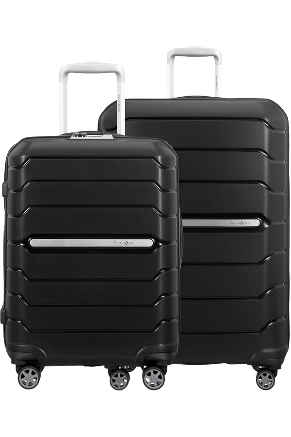 Samsonite Flux 2 PC Set A  Zwart