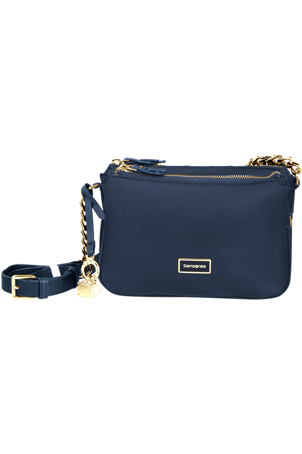 Samsonite Karissa 2.0 H. Shoulder Bag 3 Compartments S  Bleu nuit