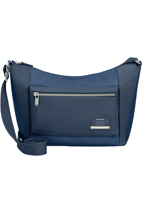 Samsonite Openroad Chic Shoulder Bag + 2 Pkts M  Midnight Blue