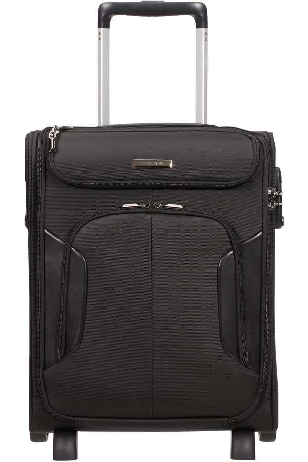 Samsonite XBR Upright Underseater USB 46cm Zwart