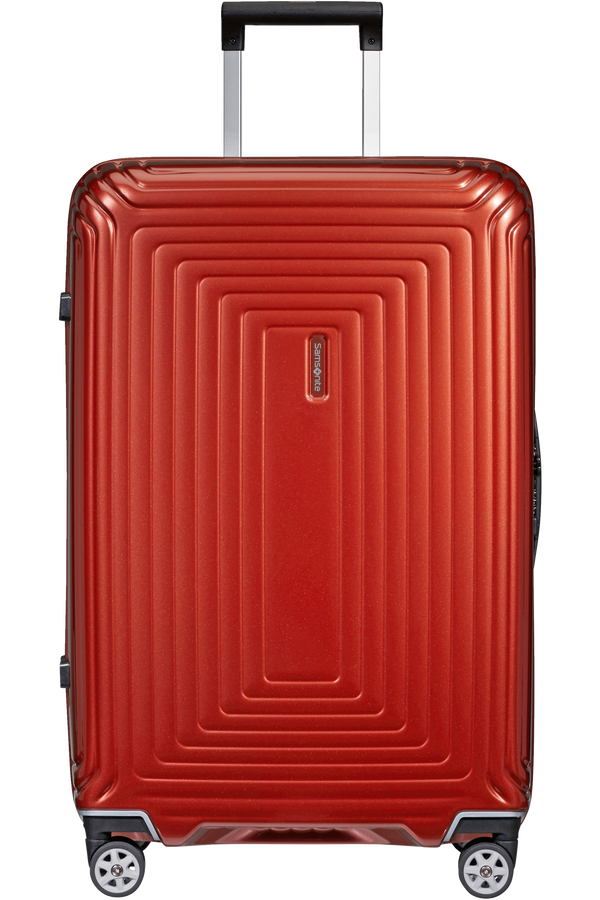 Samsonite Neopulse Spinner 69cm  Metallic Intense Red
