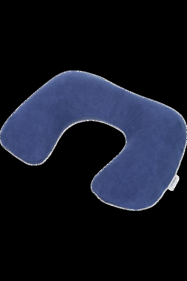 Samsonite Global Ta Infl.Pillow + Remov.Cover Bleu nuit