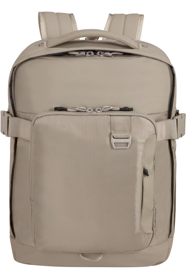 Samsonite Midtown Laptop Backpack Expandable L 15.6inch Sable