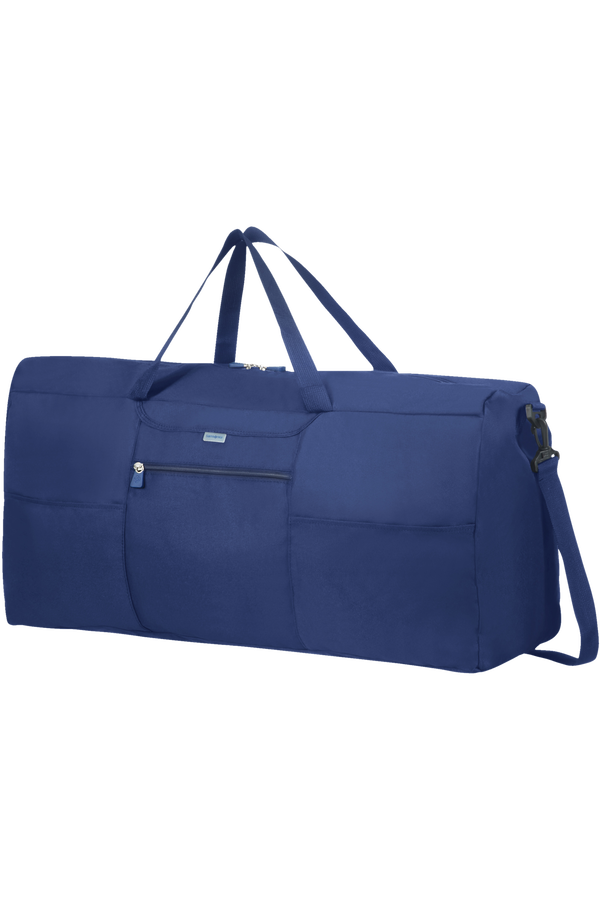 Samsonite Global Ta Foldable Duffle XL  Bleu nuit